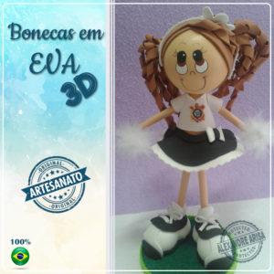 TORCEDORA EM EVA 3D